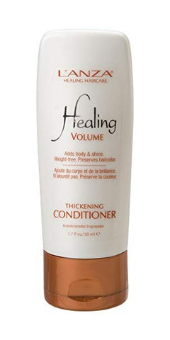 L'Anza Healing Volume Thickening mini Conditioner