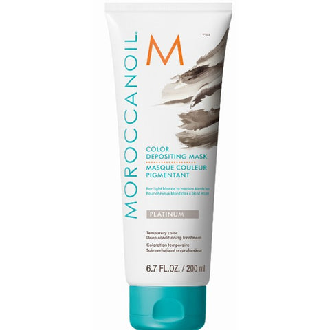 Moroccanoil Color Depositing Mask Platinum