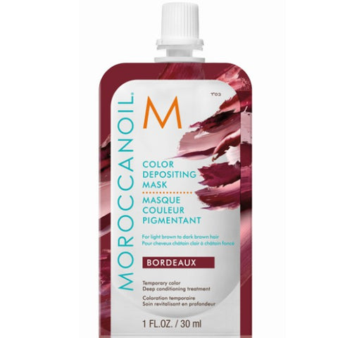 Moroccanoil Color Depositing Mask Bordeaux