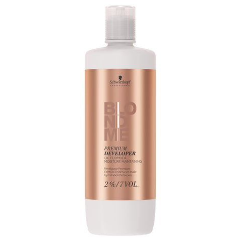 Schwarzkopf BlondMe Prenium developer 7 volume