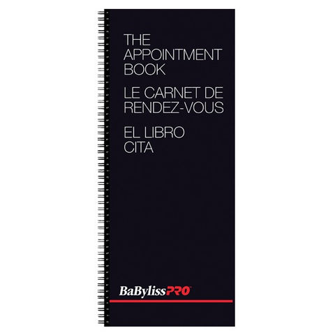 Babyliss Pro appointement book