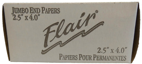 Flair papier pour permanentes