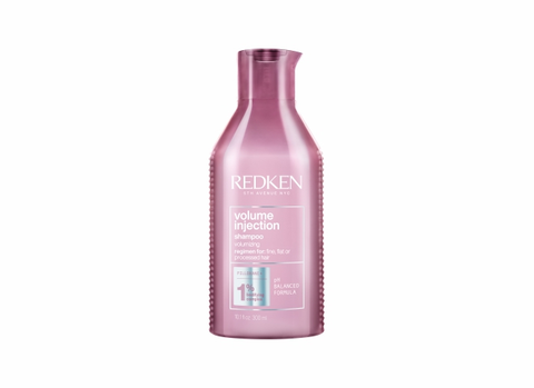 Redken Volume Injection shampooing