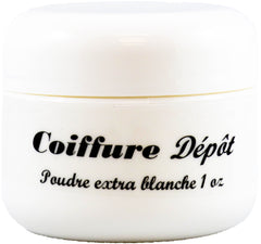 Poudre Extra Blanche pour ongle