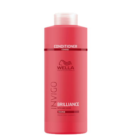 Wella Invigo Brilliance revitalisant cheveux épais