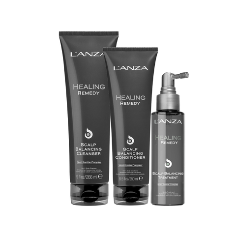 L'Anza trio Healing Remedy