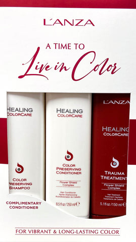 L'Anza Healing ColorCare kit