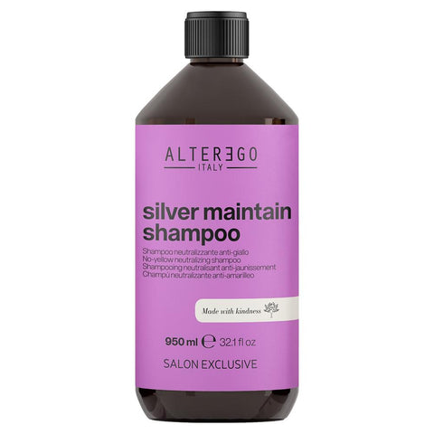 Alter Ego shampooing miracle color silver maintain
