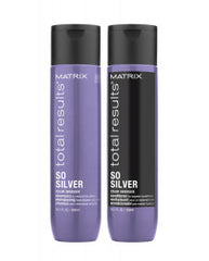Matrix Total Results Duo So Silver Color Obsessed
