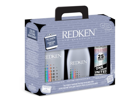 Redken Color Extend Graydiant trio