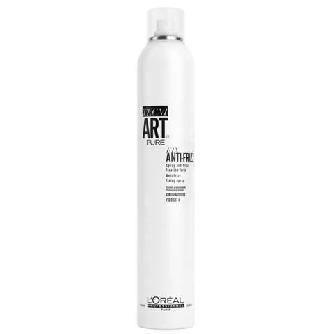 L'Oréal Tecni Art Pure spray Fix Anti-Frizz