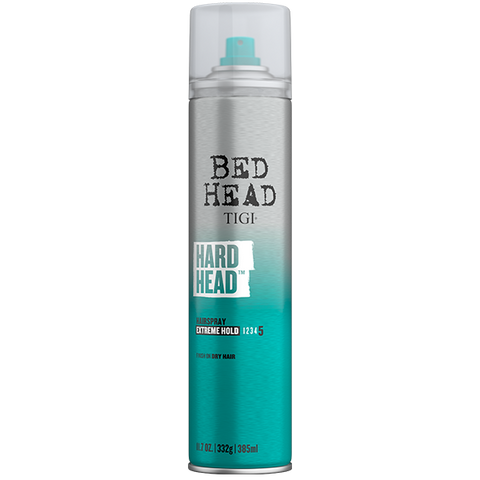 Bed Head Hard Head laque tenue extrême