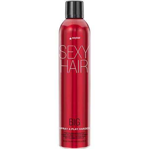 Sexy Hair Spray & Play Harder