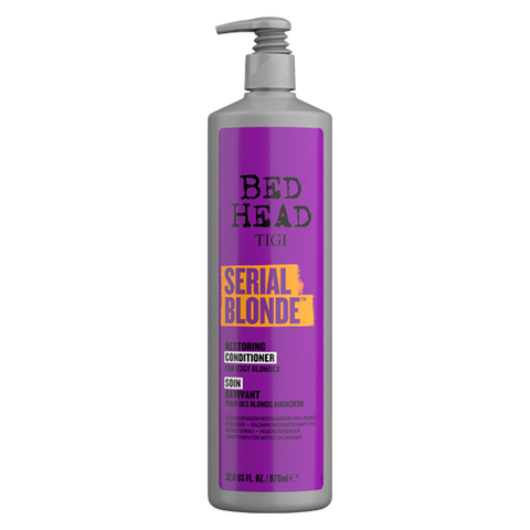 Bed Head Serial Blonde soin ravivant
