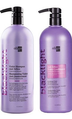 Oligo Blacklight violet duo liter