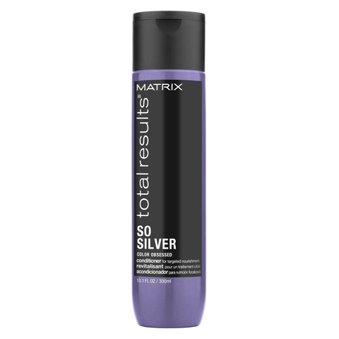 Matrix Total Results So Silver Color Obsessed revitalisant