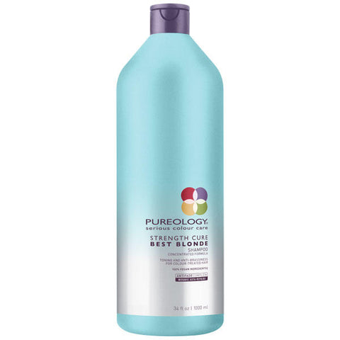 Pureology Strength Cure Blonde shampooing violet