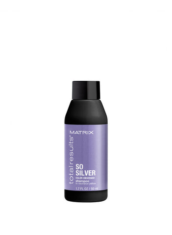 Matrix Total Results So Silver Color Obsessed mini shampooing