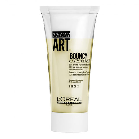 L'Oréal Tecni Art Bouncy and Tender