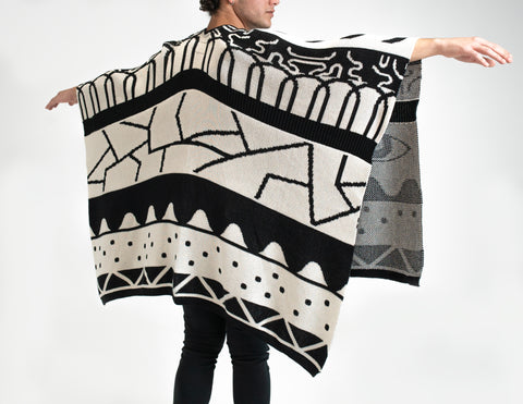 Midnight Poncho