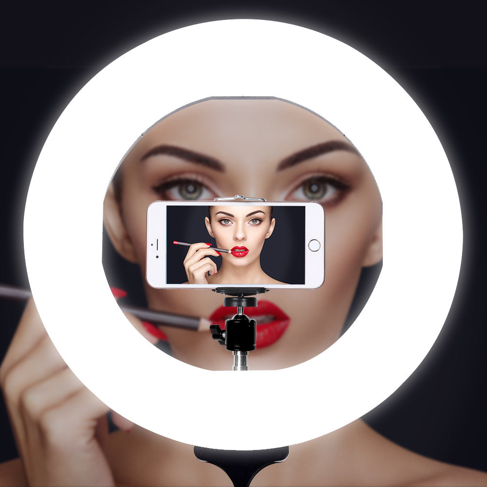 TheCuteSpot Adjustable Selfie Light
