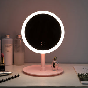 TheCuteSpot RingLight Mirror