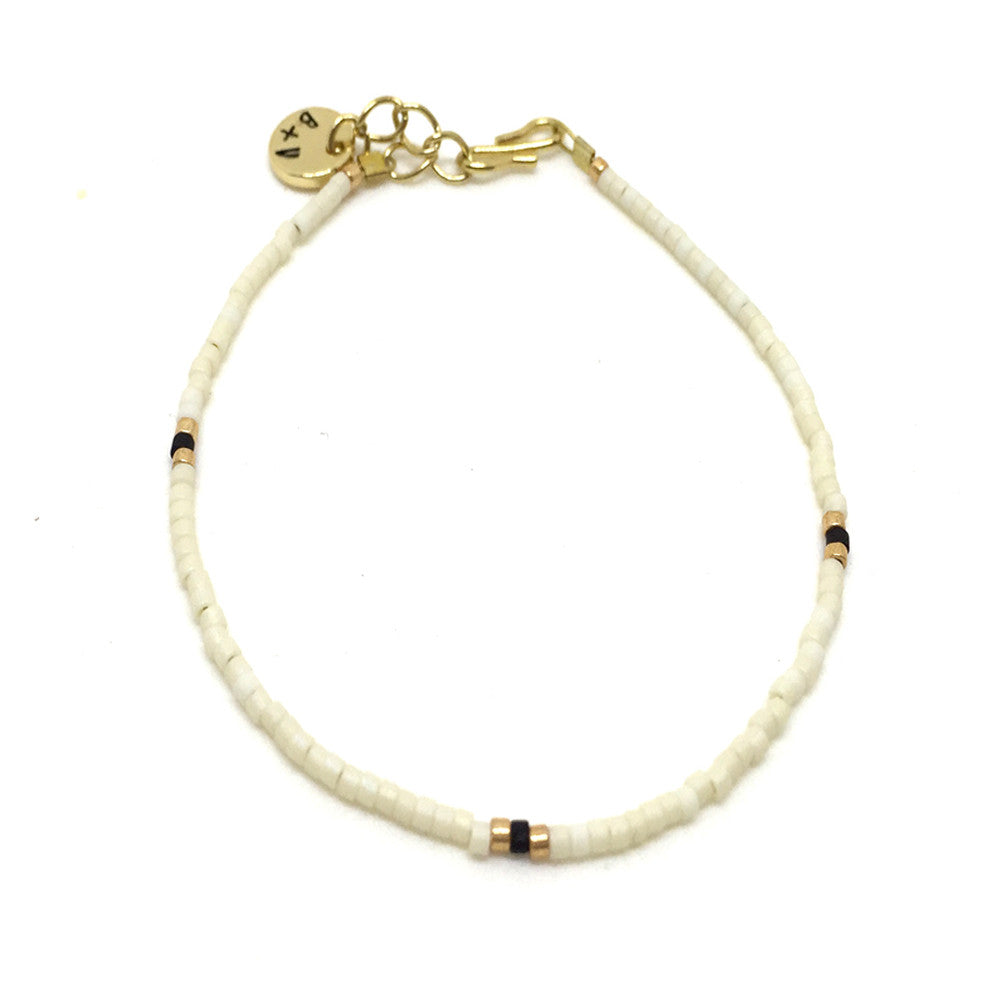 QUADRA BRACELET- Cotton