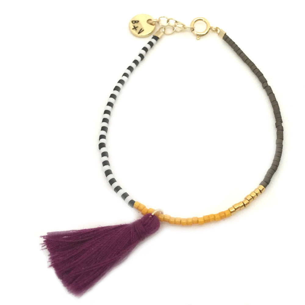 SABLE BRACELET- Topanga Canyon