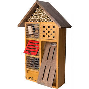 Beneficial Bug House, Clover, Honey Stain