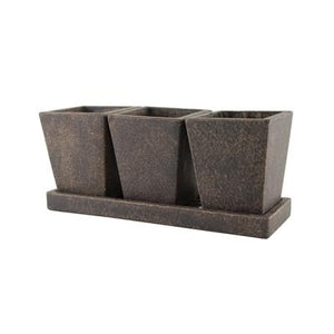 Syndicate Home & Garden Trio Garden Planter