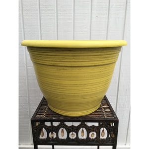 "15"" Recycled Poly Planter"
