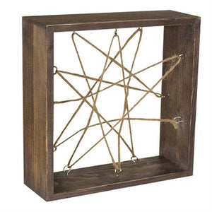 Syndicate Home & Garden® Air Plant Wood Frame