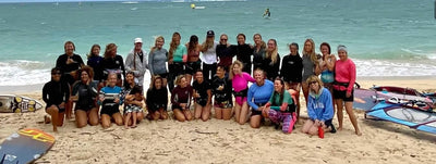 International Women's Day - Maui Windsurf Edition