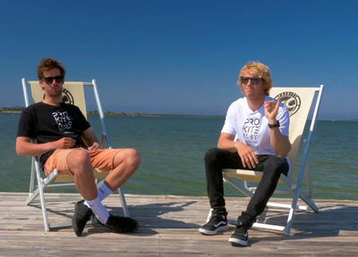 Tips and Tricks: Straps vs Boots in Kiteboarding – Pro Tips by Alby Rondina