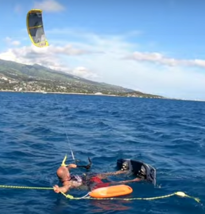 Landing and Retrieving Your Kite From A Boat