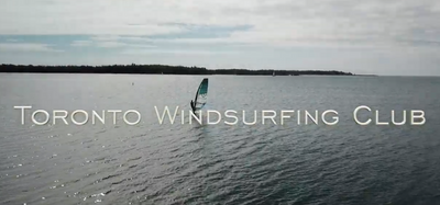 Windsurf Foiling with the Toronto Windsurf Club