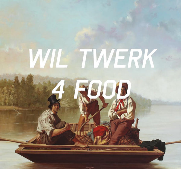 """Boatmen On The Missouri: Will Twerk For Food"""