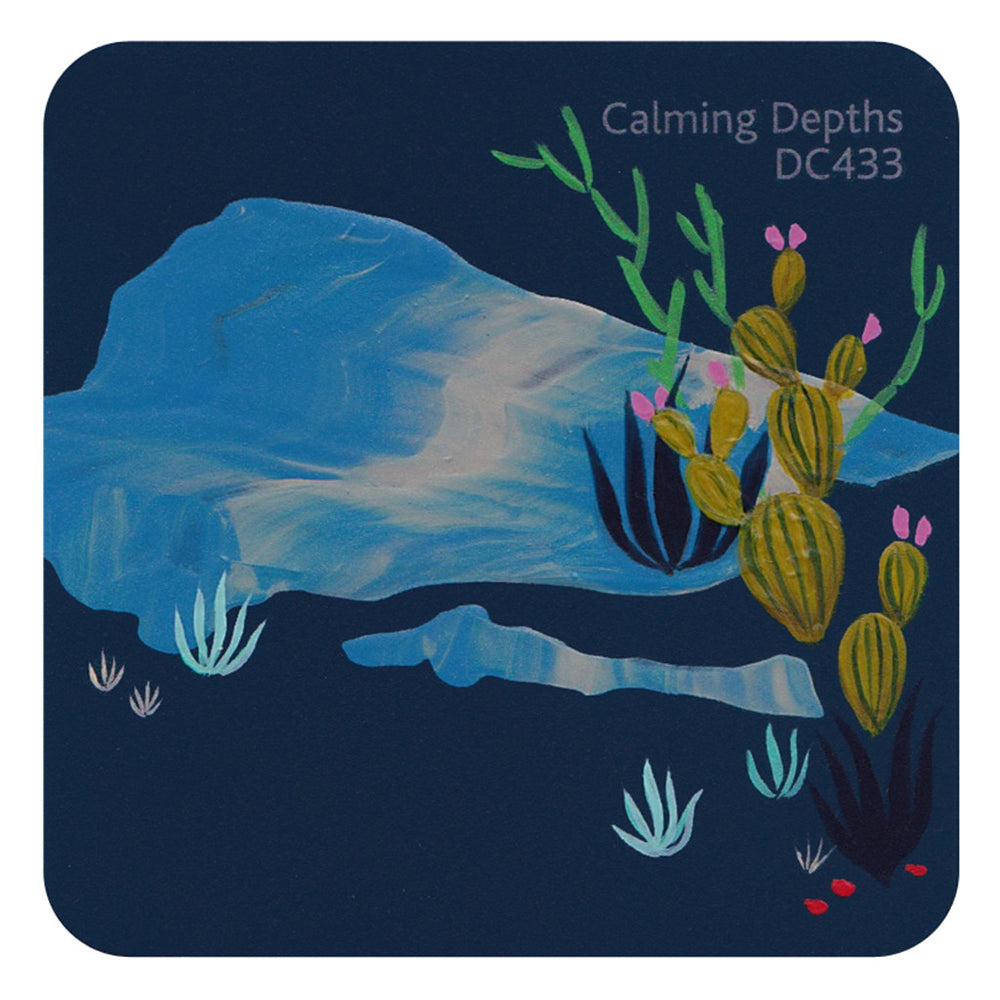 """Calming Depths II"""