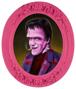 """Herman Munster"""