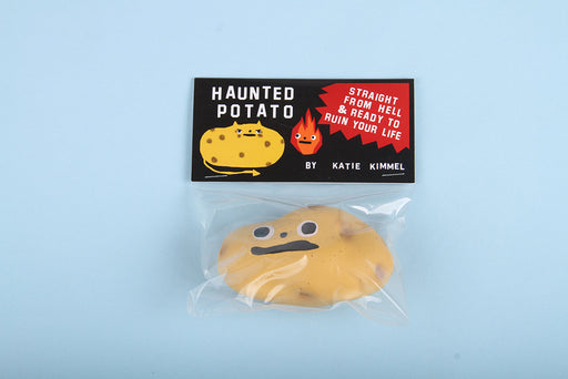 "Katie Kimmel - ""Haunted Potato"" stress ball"