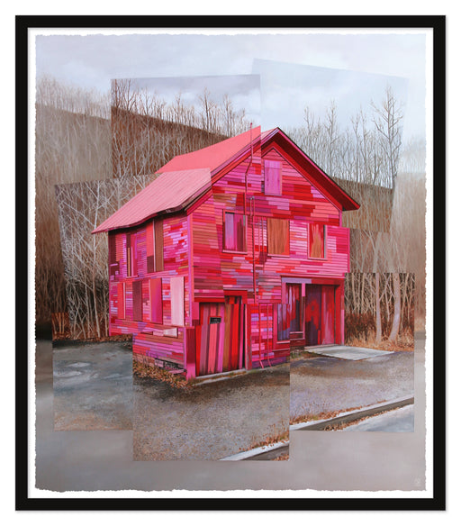 "Jessica Hess - ""North Adams"" print"