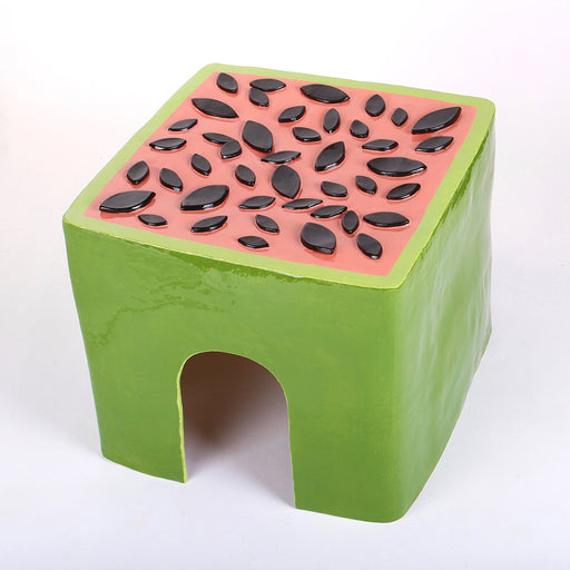 "Lorien Stern - ""Square Watermelon"""