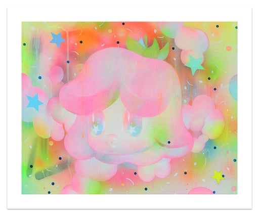 "So Youn Lee - ""Strawberry"" print"