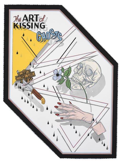 """The Art of Kissing Ghosts"""