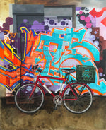 """Brooklyn Bicycle II"""