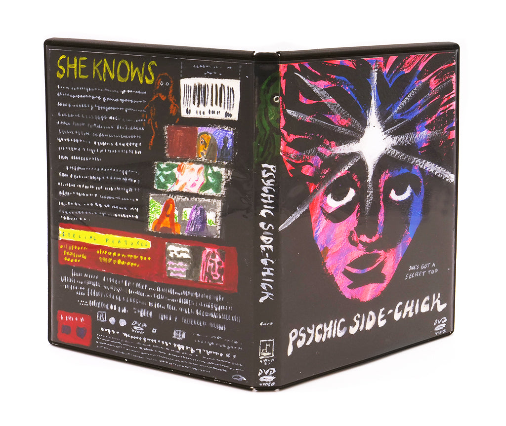 """Psychic Side-Chick"""