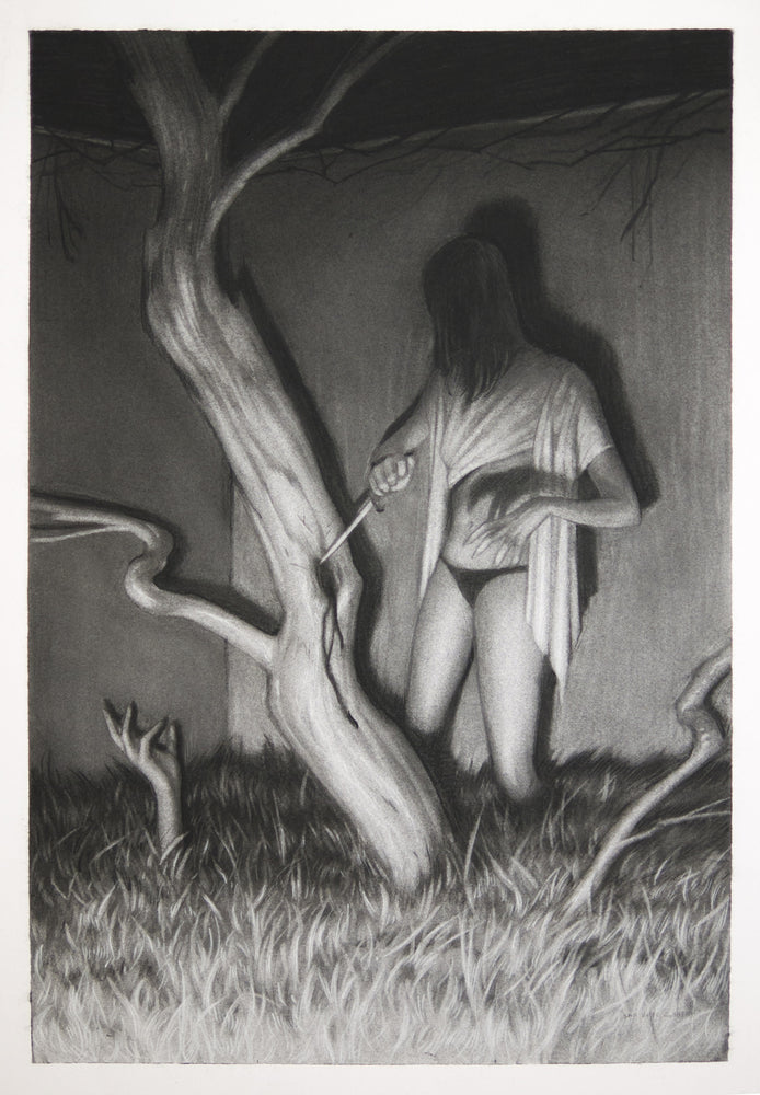 "Sam Wolfe Connelly - ""Witch of the Branches"""