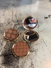 Load image into Gallery viewer, Louis Vuitton/Gucci Mirror Compact