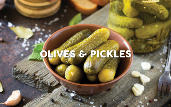 Olives & Pickled Items