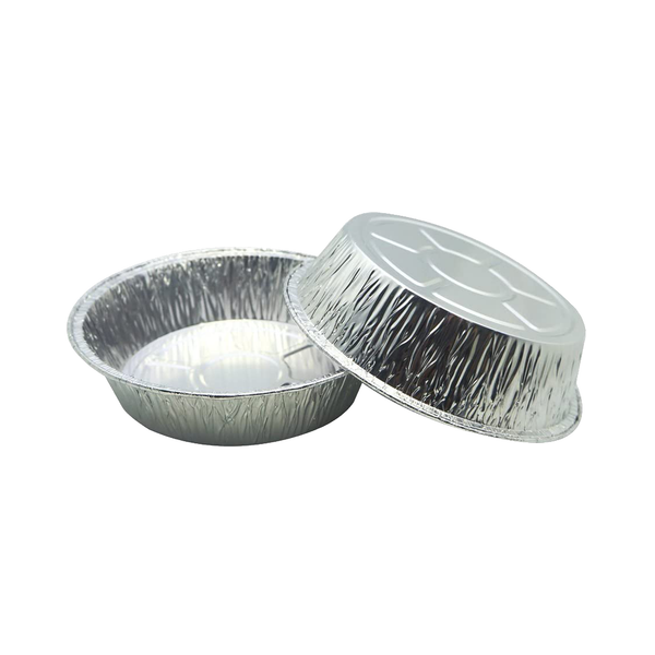 1000 Count 4 Oz Aluminum Cup Pan-** DISPOSABLES **-Dependable Food